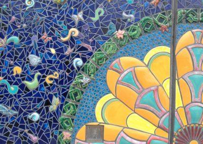 Garden of Transformation, Summer 2007